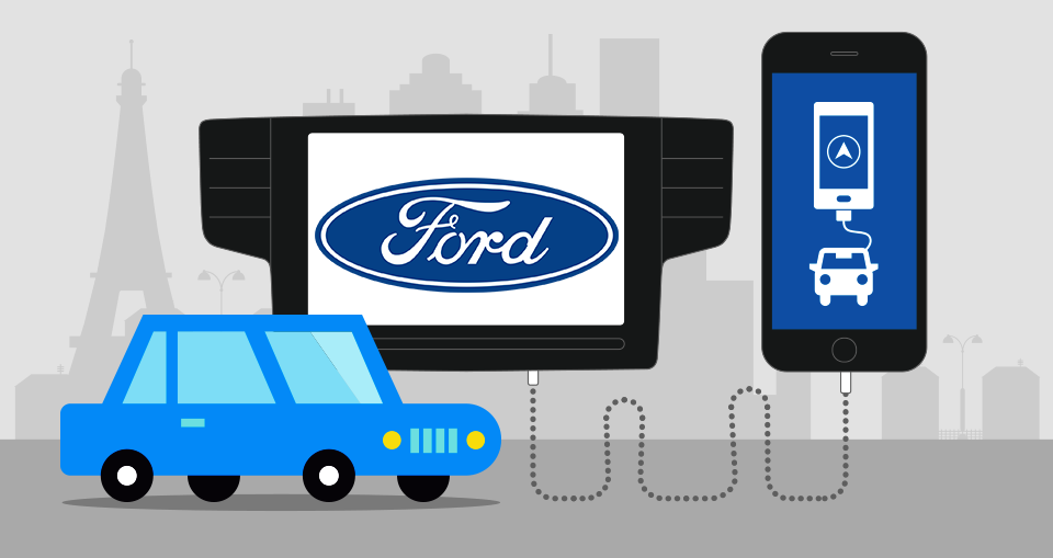 Sygic Car Navigation Partners With Ford Motor Company As