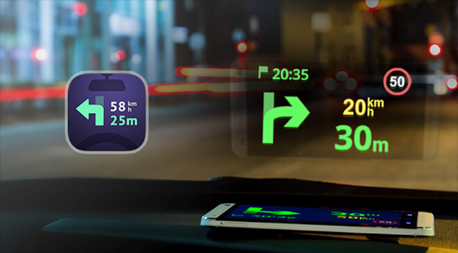 Hud Field Service Management : New release of sygic truck navigation introduces itinerary