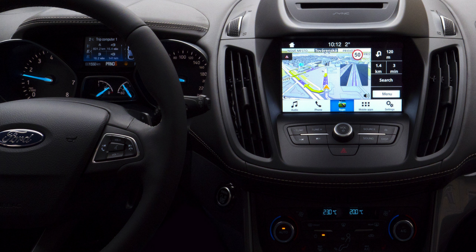 looking for a great alternative to your ford built-in navigation